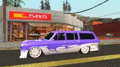 Lowrider GAZ 24-12 para GTA San Andreas