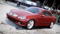 Mercedes-Benz CLK 63 AMG 2005 para GTA 4