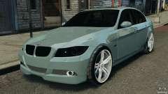 BMW 330i E92 para GTA 4