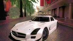 Mercedes-Benz SLS AMG GT-R para GTA San Andreas
