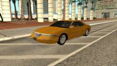 Lincoln Mark VIII 1996 para GTA San Andreas