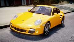 Porsche 911 Turbo V3.5 para GTA 4