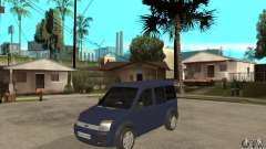 Ford Transit Connect 2007 para GTA San Andreas