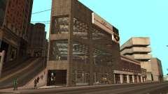 Nuevo showroom de Lamborghini en San Fierro para GTA San Andreas