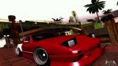 Nissan S13 Onevia para GTA San Andreas