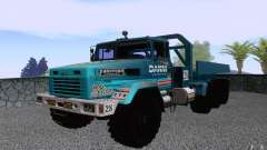 KrAZ 7140H 6 ensayo para GTA San Andreas