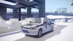 VAZ 2115 DPS para GTA 4
