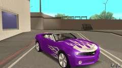 Chevrolet Camaro Concept 2007 para GTA San Andreas