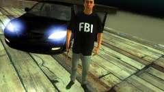 Chico en el FBI