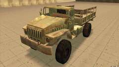 Ural-43206 para GTA San Andreas