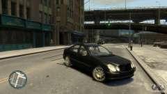 Mercedes-Benz E55 W211 para GTA 4