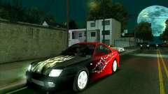 Honda Prelude con afinación