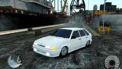 ВАЗ 2114 Tuning para GTA 4