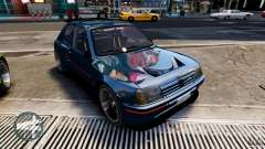 Peugeot 205 para GTA 4