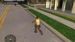 Addon para iconos para GTA San Andreas