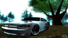 Dodge Charger SRT8 Mopar para GTA San Andreas