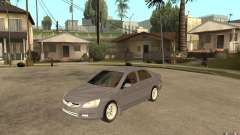 Honda Accord 2004 v2 para GTA San Andreas