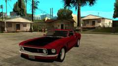 1969 Ford Mustang Boss 302 para GTA San Andreas