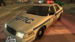 Policía de Ford Crown Victoria para GTA 4