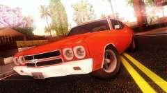 Chevy Chevelle SS 1970 para GTA San Andreas