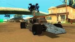 Fast & Furious 6 Flipper Car