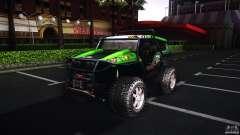 Tiger 4x4 para GTA San Andreas