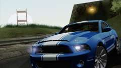 Ford Shelby GT500 Super Snake 2011 para GTA San Andreas