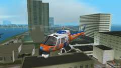 Eurocopter As-350 TV Neptun para GTA Vice City