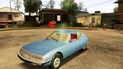 Citroen SM 1971 para GTA San Andreas