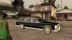 Cadillac Fleetwood Hearse 1985