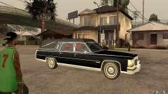 Cadillac Fleetwood Hearse 1985 para GTA San Andreas
