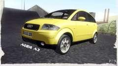 Audi A2 para GTA San Andreas