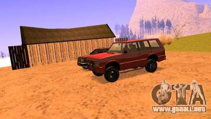 Huntley Superior para GTA San Andreas