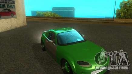 Mazda Miata MX-5 Konguard 2007 para GTA San Andreas