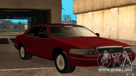 Mercury Grand Marquis 2006 para GTA San Andreas