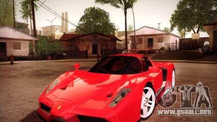 Ferrari Enzo para GTA San Andreas