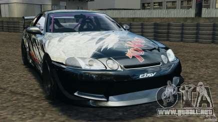 Toyota Soarer Drift para GTA 4