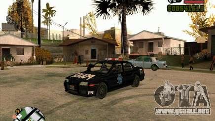 Patrulla de NFS: MW para GTA San Andreas