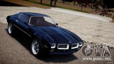 Pontiac Firebird Esprit 1971 para GTA 4