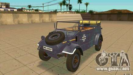 Kuebelwagen v2.0 normal para GTA San Andreas