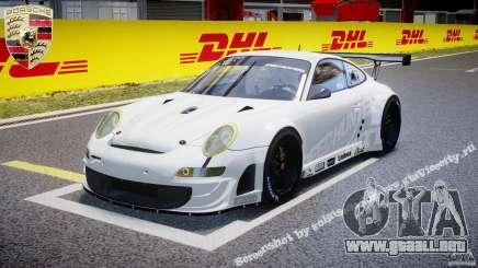 Porsche GT3 RSR 2008 SpeedHunters para GTA 4
