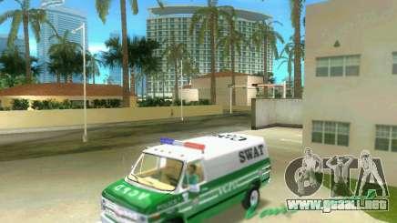 Chevrolet Van G20 para GTA Vice City