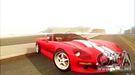 Shelby Series 1 1999 para GTA San Andreas