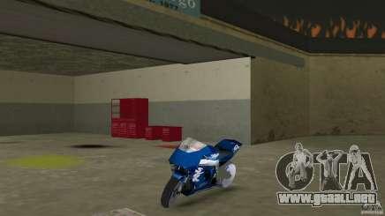 Yamaha Sportbike beta 1.0 para GTA Vice City