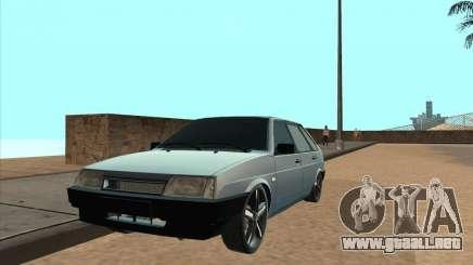 Ajuste ligero VAZ 21093i para GTA San Andreas