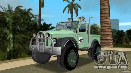 Aro M461 Offroad Tuning para GTA Vice City