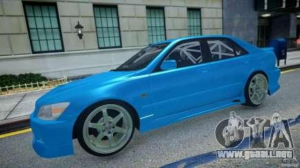 Toyota Altezza para GTA 4