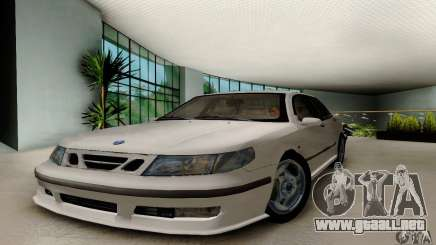 Saab 9-5 Sedan Tuneable para GTA San Andreas