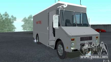 Chevrolet Step Van 30 (1988) para GTA San Andreas