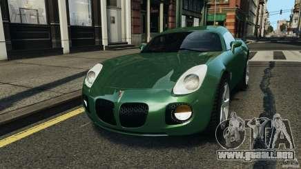 Pontiac Solstice 2009 para GTA 4